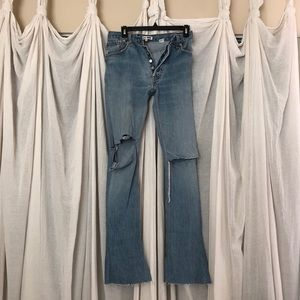 Re/Done Elsa Jeans